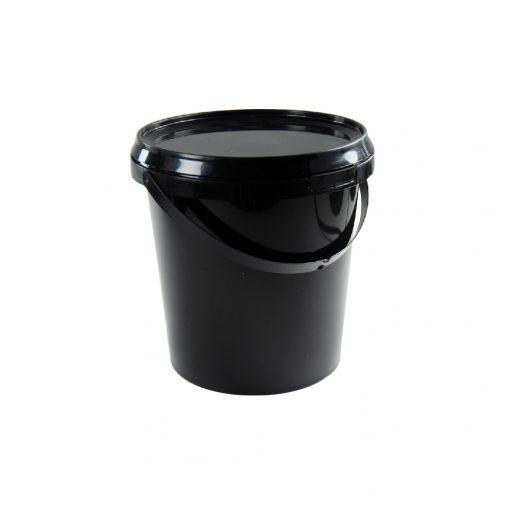 דלי ליטר שחור