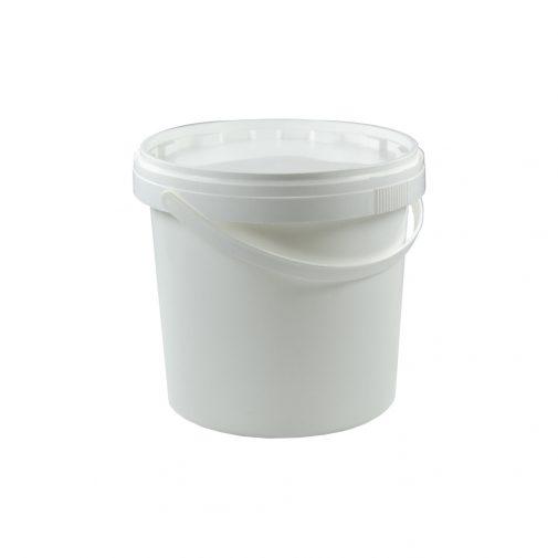 דלי ליטר לבן