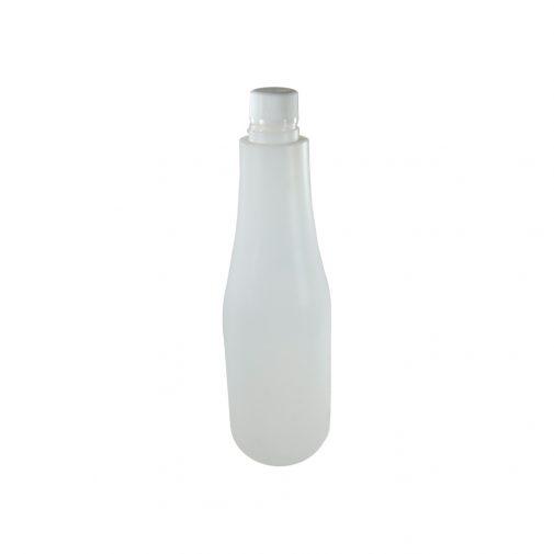 בקבוק חלב 1 עגול