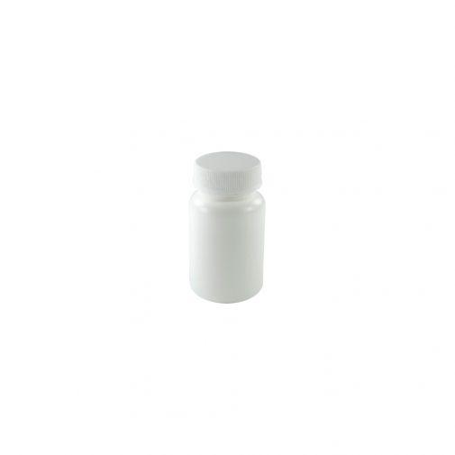 צנצנת פלסטיק תוספי מזון 100